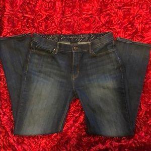 Levi's Jeans!! Size 14. Inseam 29